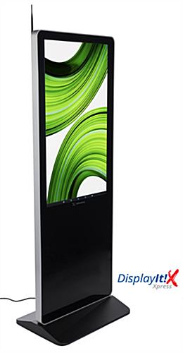 "43"" digital advertising display system with LCD non-touch screen"