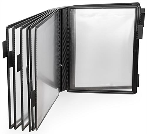 Wall Mount Reference Rack
