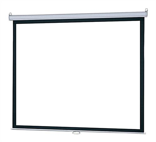 Front Projection Screens