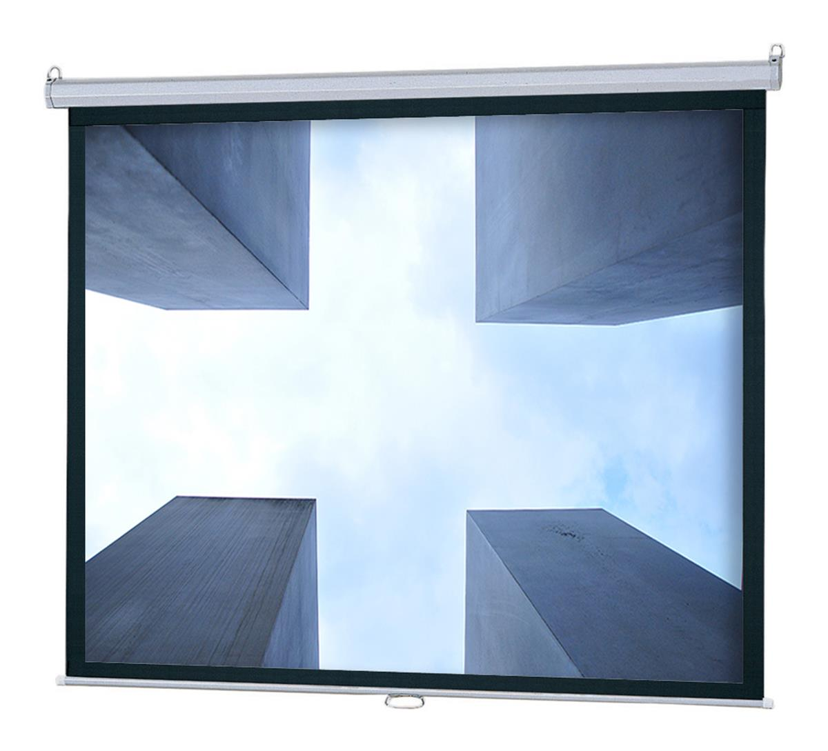 Pull Down Projector Screen 84 Quot Diagonal