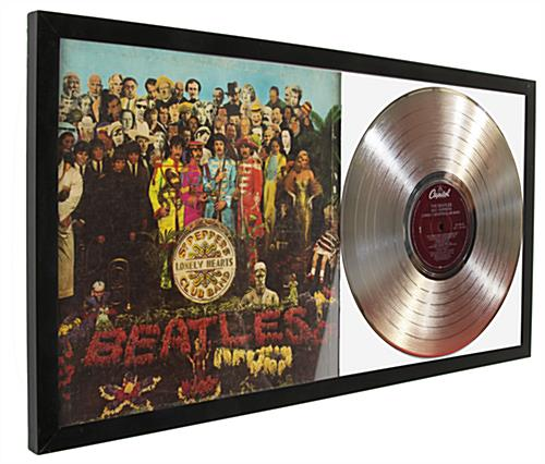 Double LP Frame