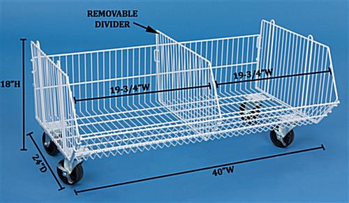 Wire Basket for Storage