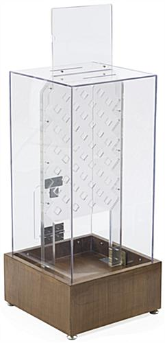 Coin Drop Game with Clear Acrylic Body