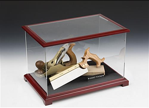 Model Display Cases
