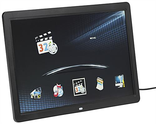Widescreen Digital Frame Measures 15""