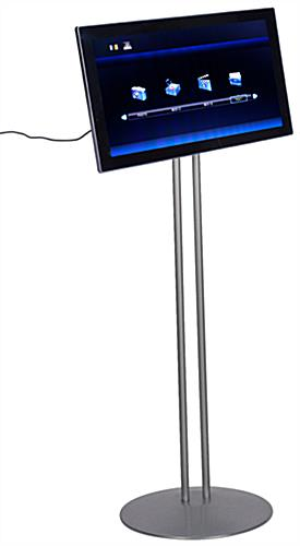 Electronic Digital Signage Height Adjustable Stand