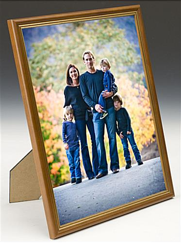 "Certificate Frames: Displays 8-1/2"" x 11"" Documents"