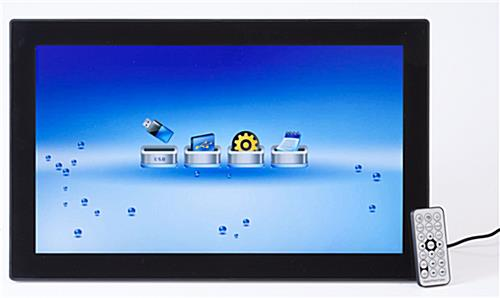 18 5 Quot Digital Photo Frame Countertop Or Wall Mount