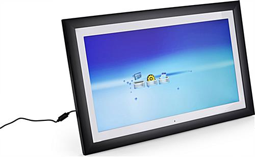 21.5in LCD Digital Frame
