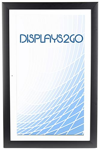 Portrait or Landscape LCD Digital Frame