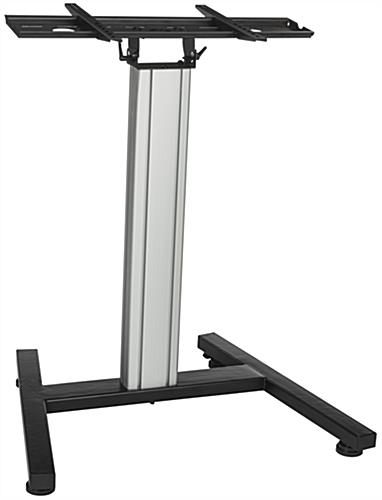 flat screen floor stand w/ Tilting Bracket