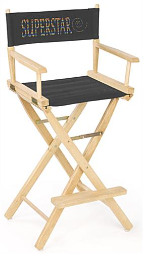Canvas Directors Chair