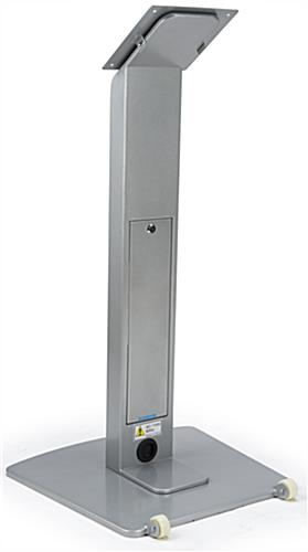Moveable Vesa Floor Display Stands and Flat Base