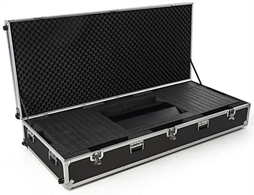 "Travel Case for 43"" Digital Signs SBXSNT43 or SBXSTCH43 with Foam Padding"