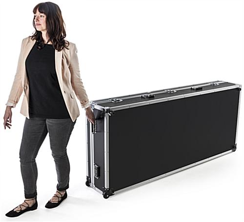 "Wheeled Travel Case for 43"" Digital Signs SBXSNT43 or SBXSTCH43"