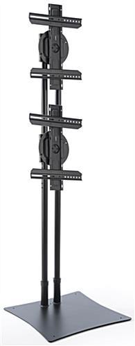 Dual Led Tv Cart Fits 32 70 Screens