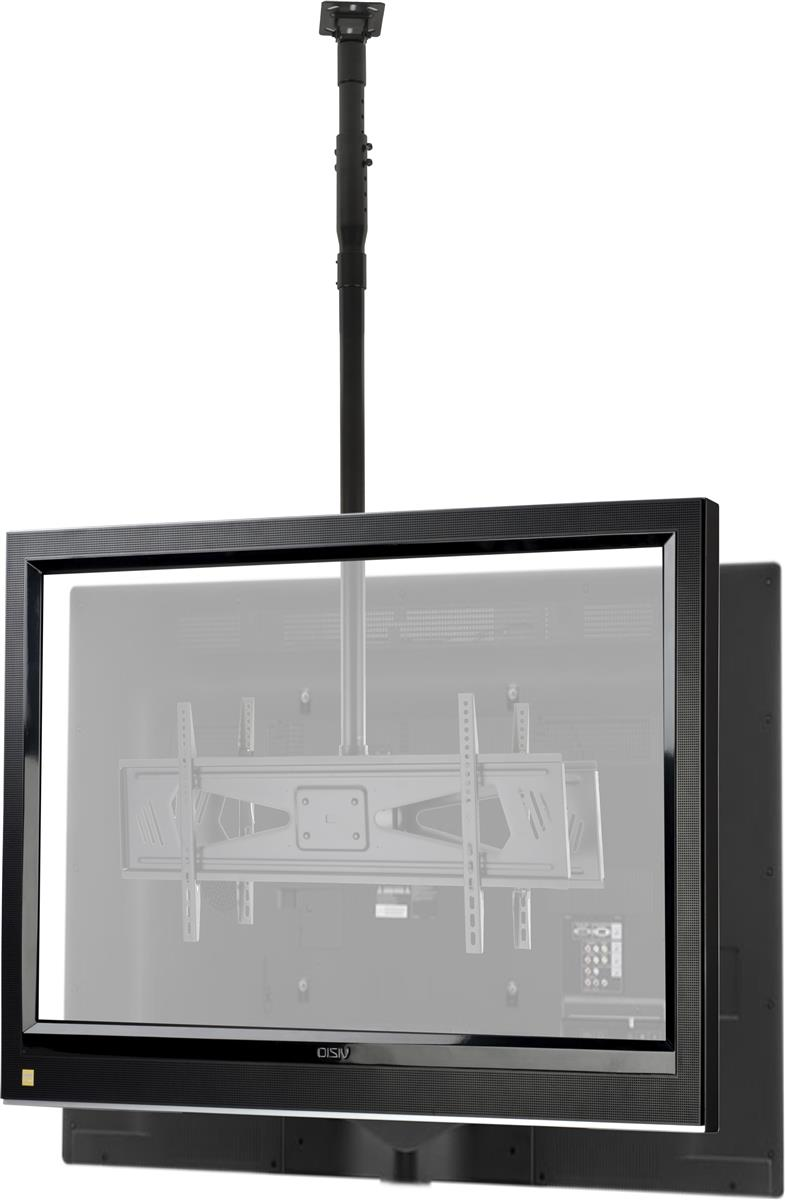 Hanging Tv Mount Dual Screen Bracket With Adjustable