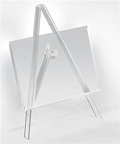 Acrylic Easel w/ 5\