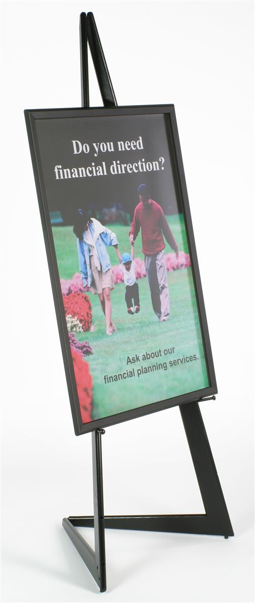 Standing Easel Can Be Used In Any Indoor Environment
