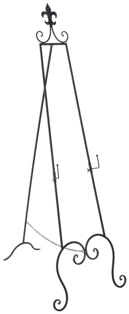 Adjustable Decorative Easel Height Modifiable Display Hooks