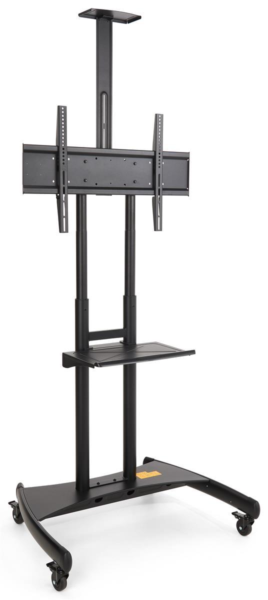 Large Flat Screen Tv Stand Av Amp Camera Shelf Included