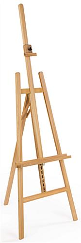 "18"" x 26"" Liquid Chalkboard Easel Stand is Easy to Adjust"