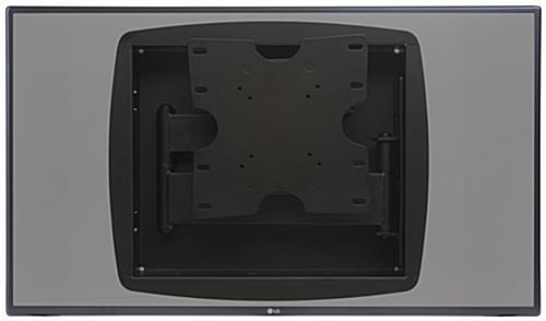 "Recessed TV Wall Mount for 26""-40"" Screens"