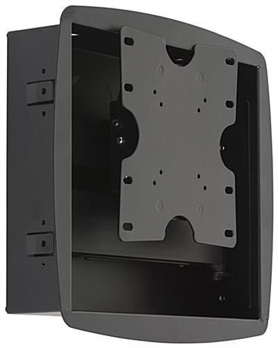 VESA Compliant Recessed TV Wall Mount