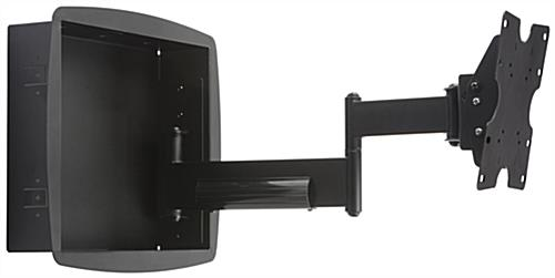 Tilting Recessed Tv Wall Mount