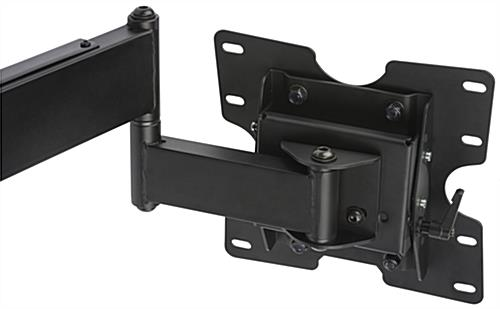 Recessed TV Wall Mount with Tilt Adjustments