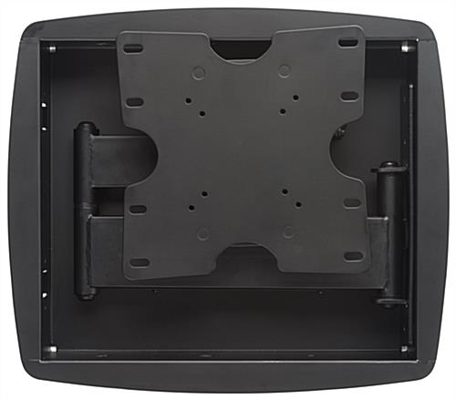 Foldable Recessed Tv Wall Mount
