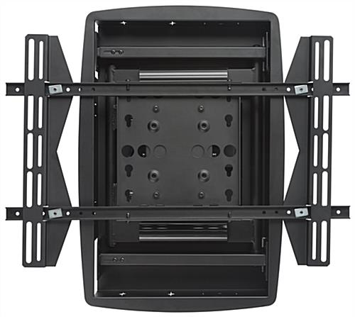 Flush TV Wall Mount, Low Profile Design