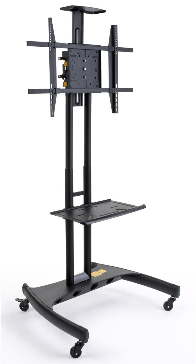 Conference Tv Stand Mobile Cart For Flat Panels