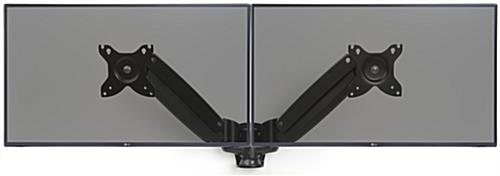 "Dual Arm Articulating Wall Mount for 15"" to 27"" Screens"