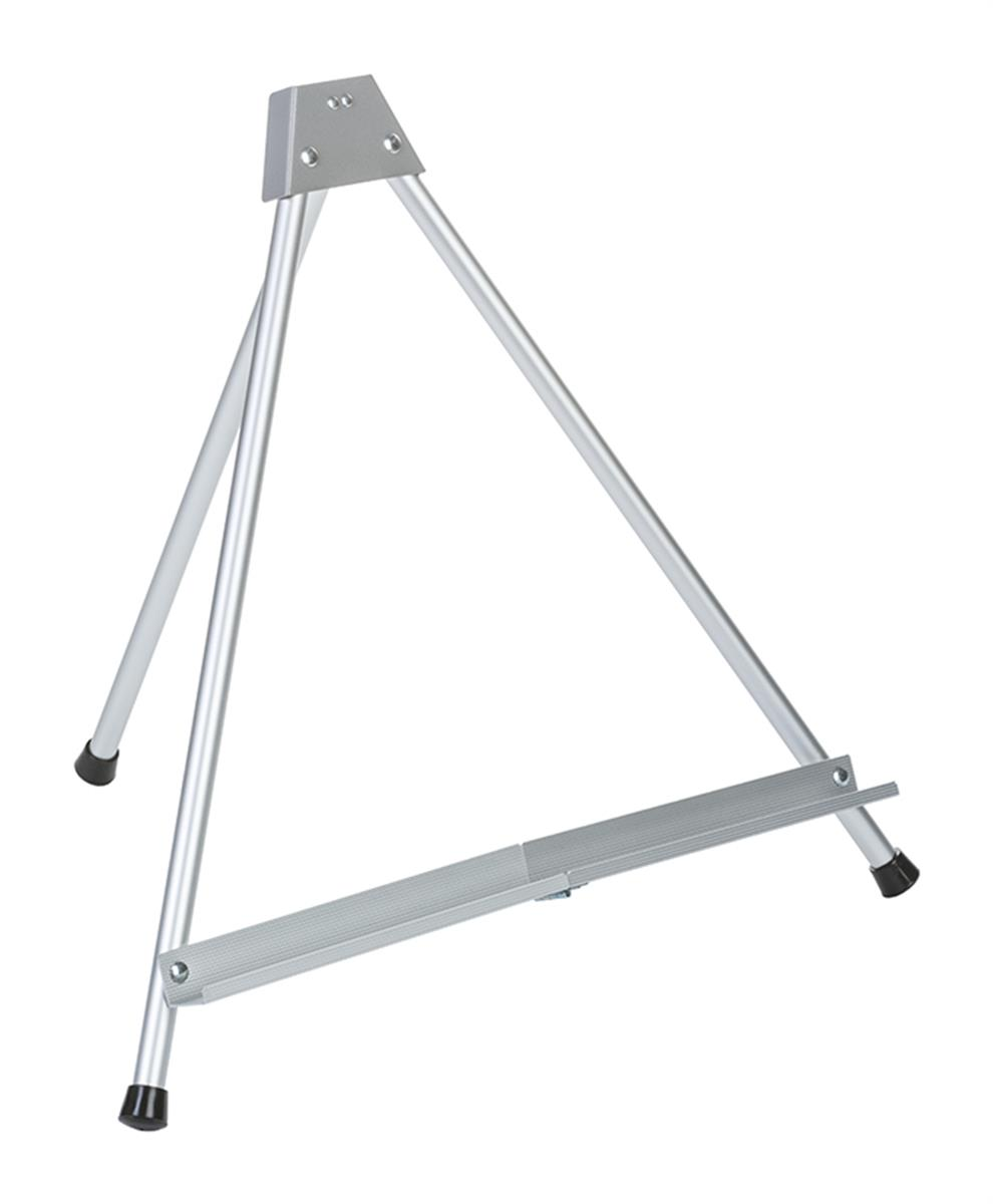 ,Aluminum Tabletop Easel Tri-Pod Display with Rubber Feet
