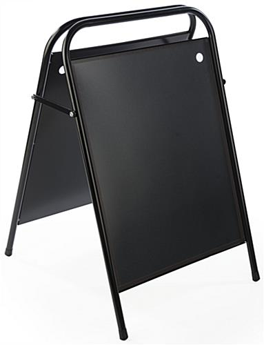 "22"" x 28"" Folding Sidewalk Sign for Advertising"