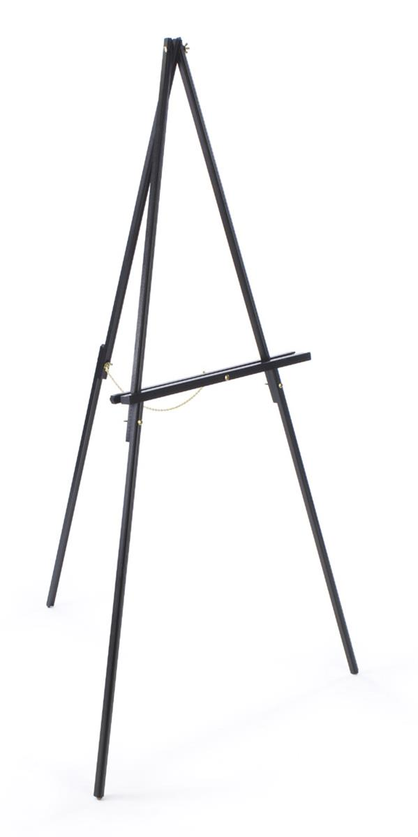 Studio Art Easels With Beech Wood Black Finish Amp Rubber