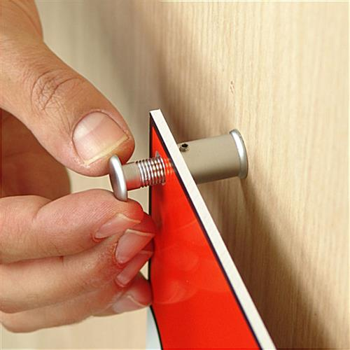 Wall Fittings: Tamper-Proof Standoffs
