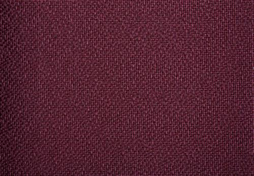 "Maroon Fabric Tack Board, 36"" Tall"