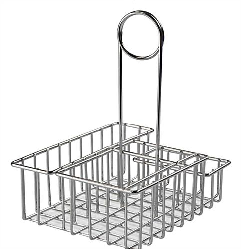 Wire Condiment Rack