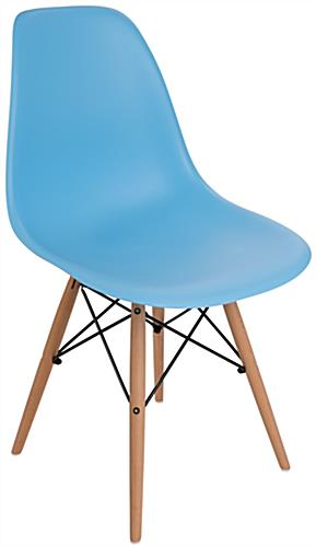 Contemporary Molded Plastic Eames Style Chair ...