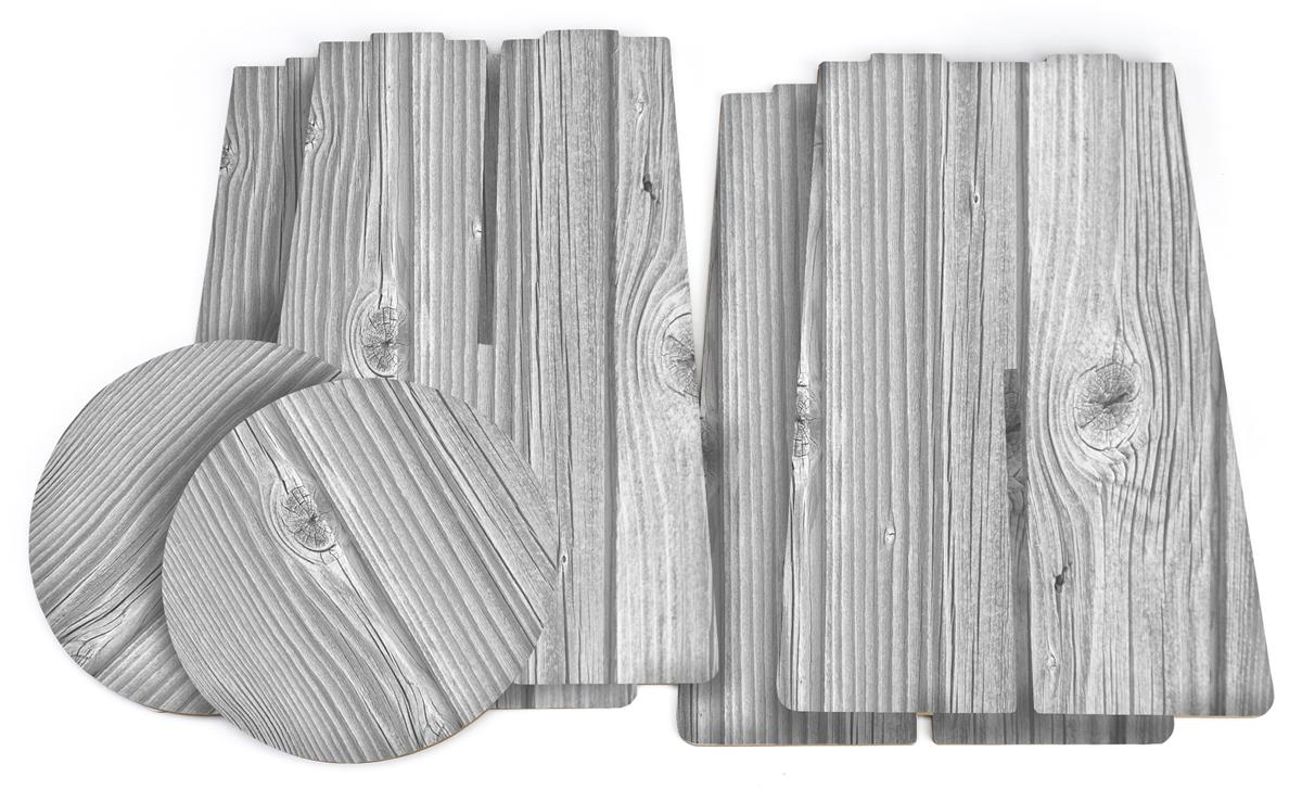 Awe Inspiring Disposable Cardboard Show Stools 29H Gray Wood Print Theyellowbook Wood Chair Design Ideas Theyellowbookinfo