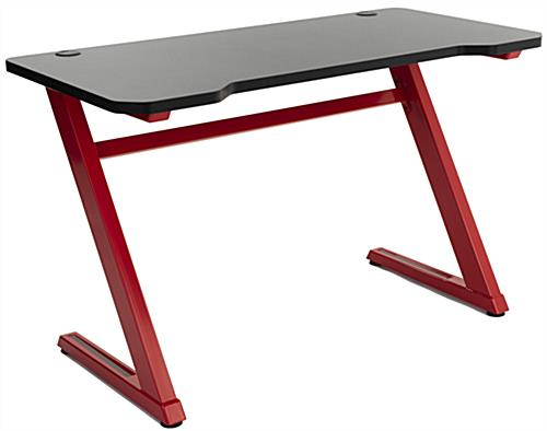 47 inch wide ergonomic gaming z desk