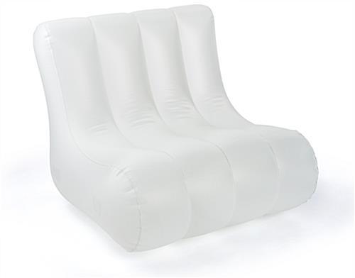 lightweight blow up chair for trade shows