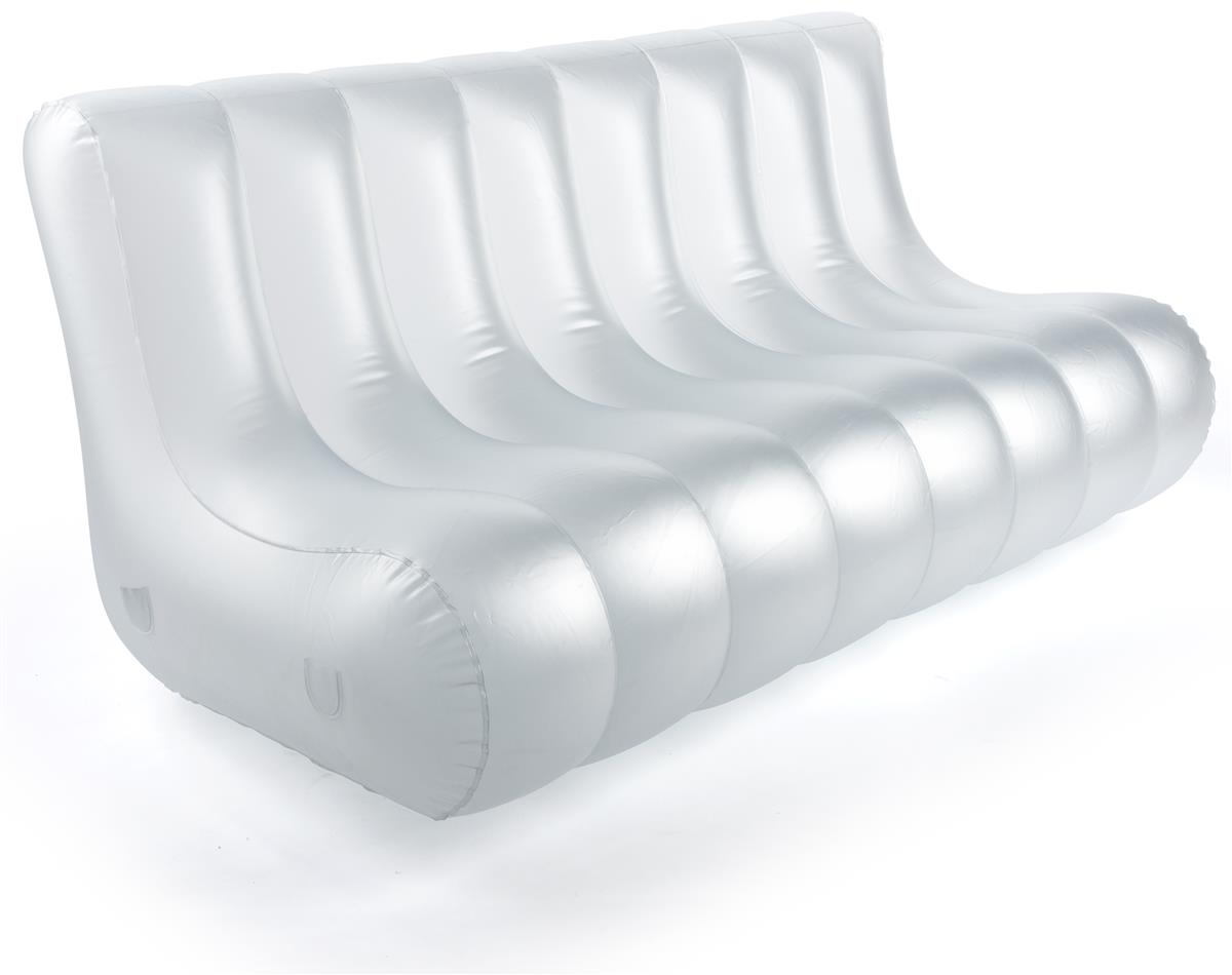 Pleasing Branded Inflatable Sofa Includes Custom Printed Cover Gmtry Best Dining Table And Chair Ideas Images Gmtryco