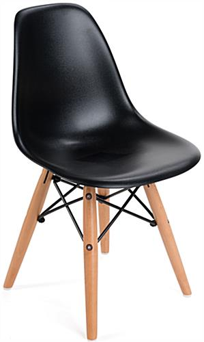 Scooped Iconic Modern Kids Chair