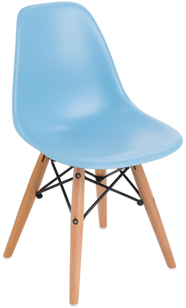 Child size iconic contemporary chair high back for support for Iconic modern chairs