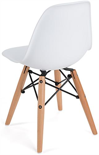 High Back Iconic Eames-Style Child Size Chair