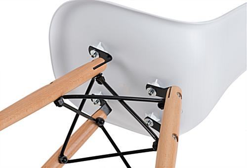 Iconic Eames-Style Child Size Chair with Eiffel Legs