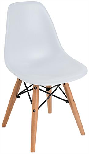 Iconic eames style child size chair eiffel base with Iconic eames chair